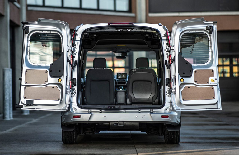 2019 Ford Transit Connect Cargo Van Cargo Space And Features