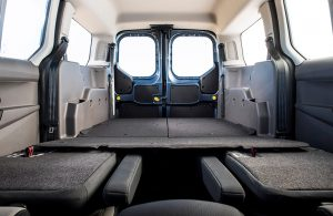 2019 Ford Transit Connect Passenger Wagon LWB Cargo Space