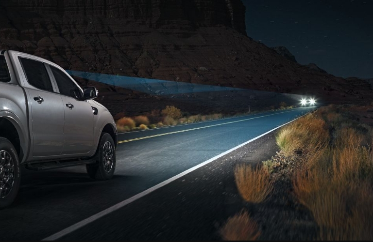 How Do Ford's Pre-Collision Assist and Auto High Beams Systems Work?