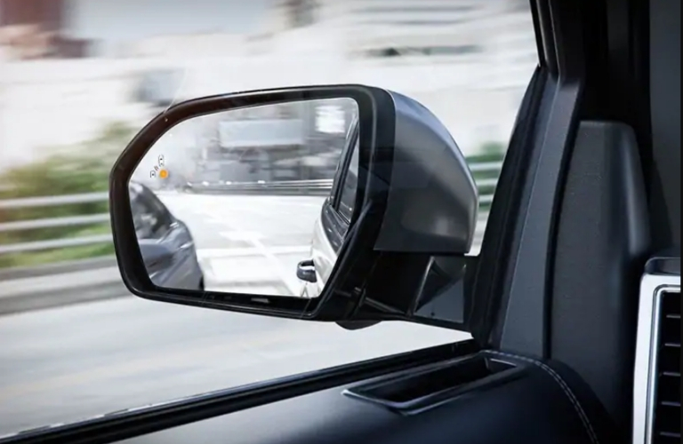 Ford Co-Pilot 360 Blind Spot Mirror Icon