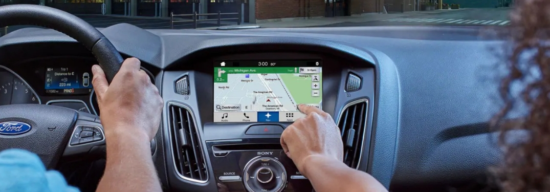 Which Ford Sync System Do You Have Akins Ford