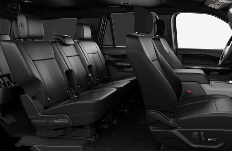 2019 Ford Expedition ActiveX seats