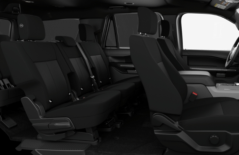 2019 Ford Expedition cloth seats
