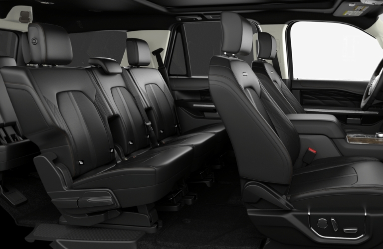 2019 Ford Expedition nirvana leather seats