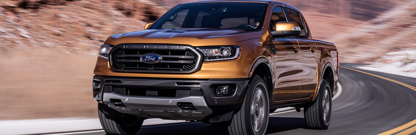 Accessing the Under-Seat Storage Compartments in the 2019 Ford Ranger