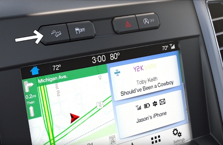 How to Use Ford Hill Descent Control on the 2019 Ford F-150