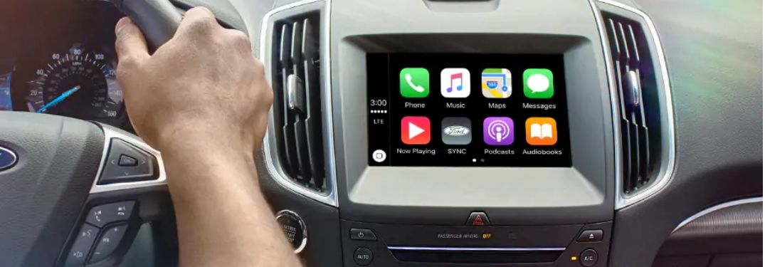 How To Set Up Apple Carplay On Your Ford Vehicle Akins Ford