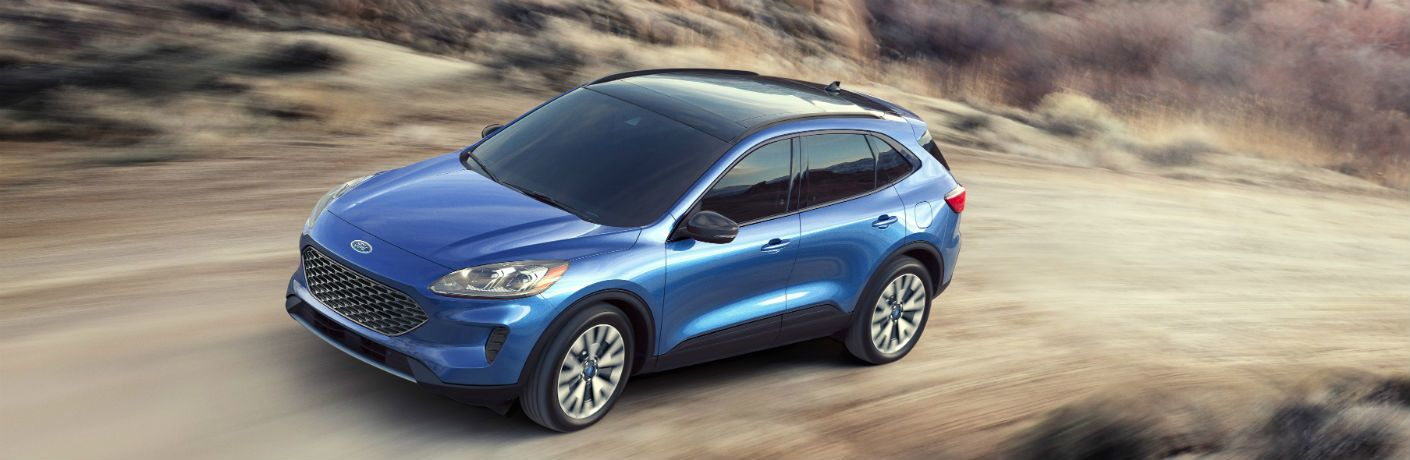 What New Features Join the Roster on the All-New 2020 Ford Escape?