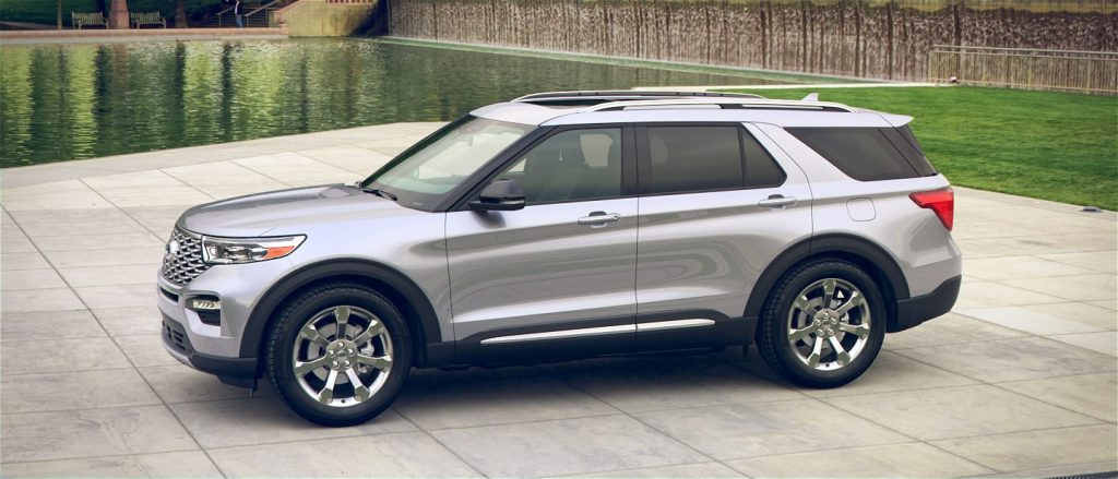 2020 Ford Explorer Exterior Color Options Akins Ford