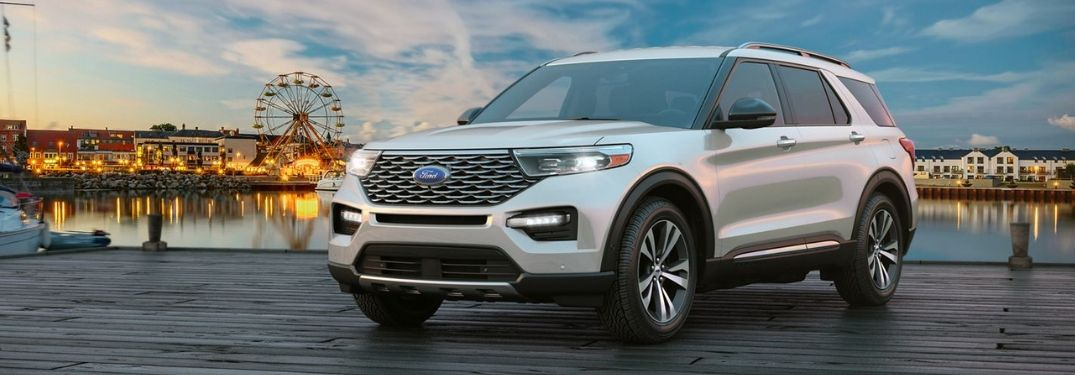 Check Out the Spacious Passenger and Cargo Accommodations of the All-New 2020 Ford Explorer