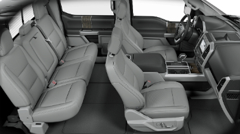 2019 Ford F 150 Interior Material And Color Options Akins Ford