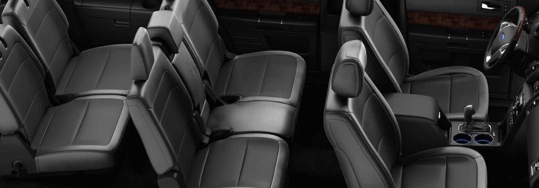 2019 Ford Flex interior space