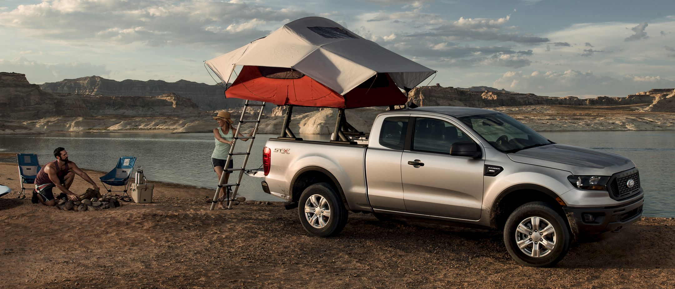 2019 Ford Ranger STX Appearance Package