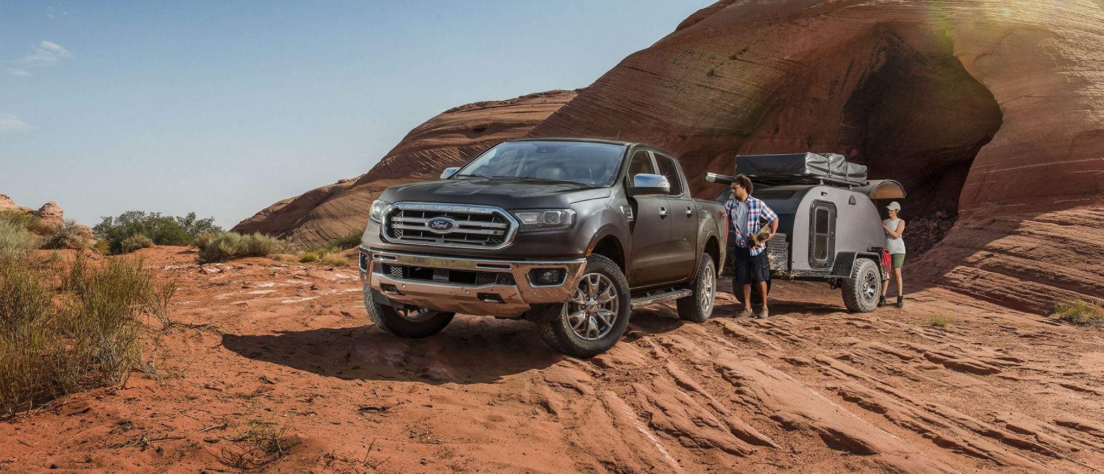 2019 Ford Ranger Chrome Appearance Package