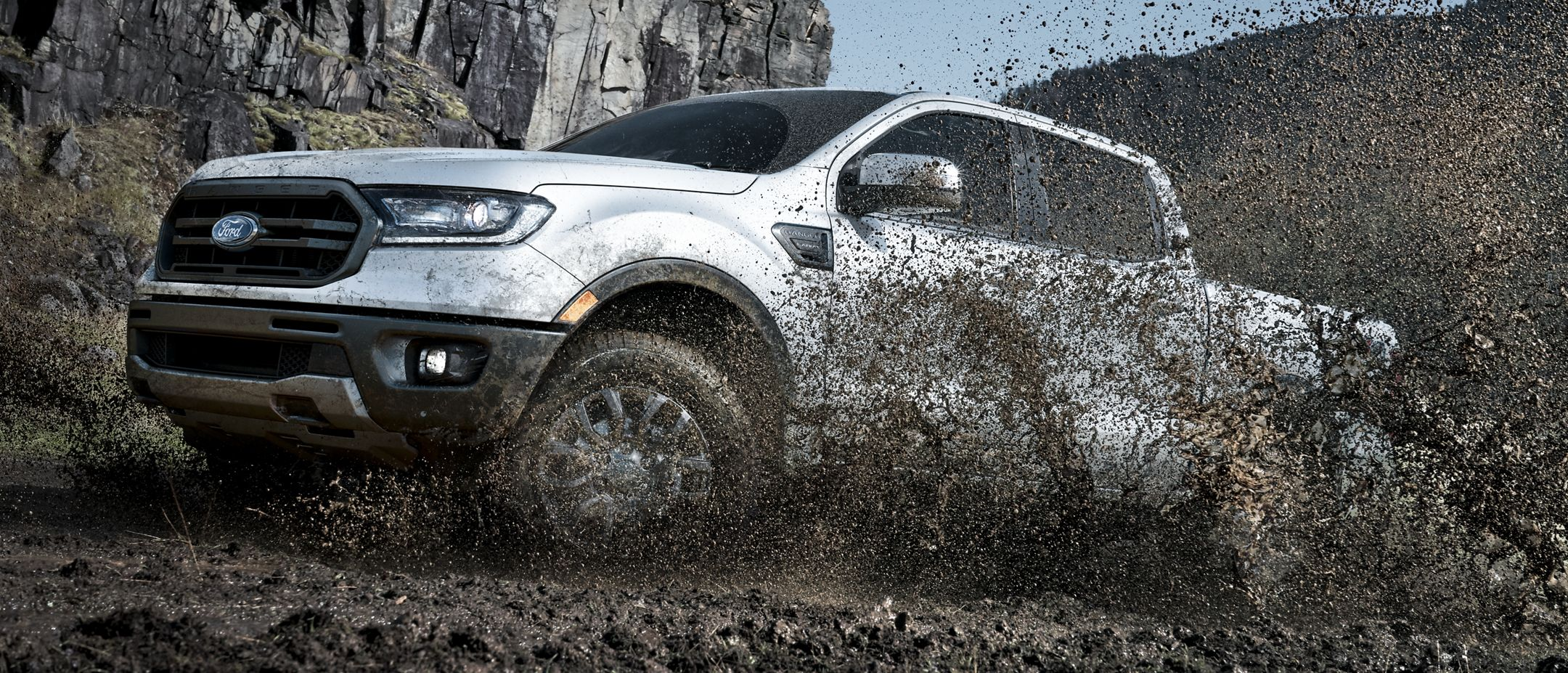2019 Ford Ranger Sport Appearance Package