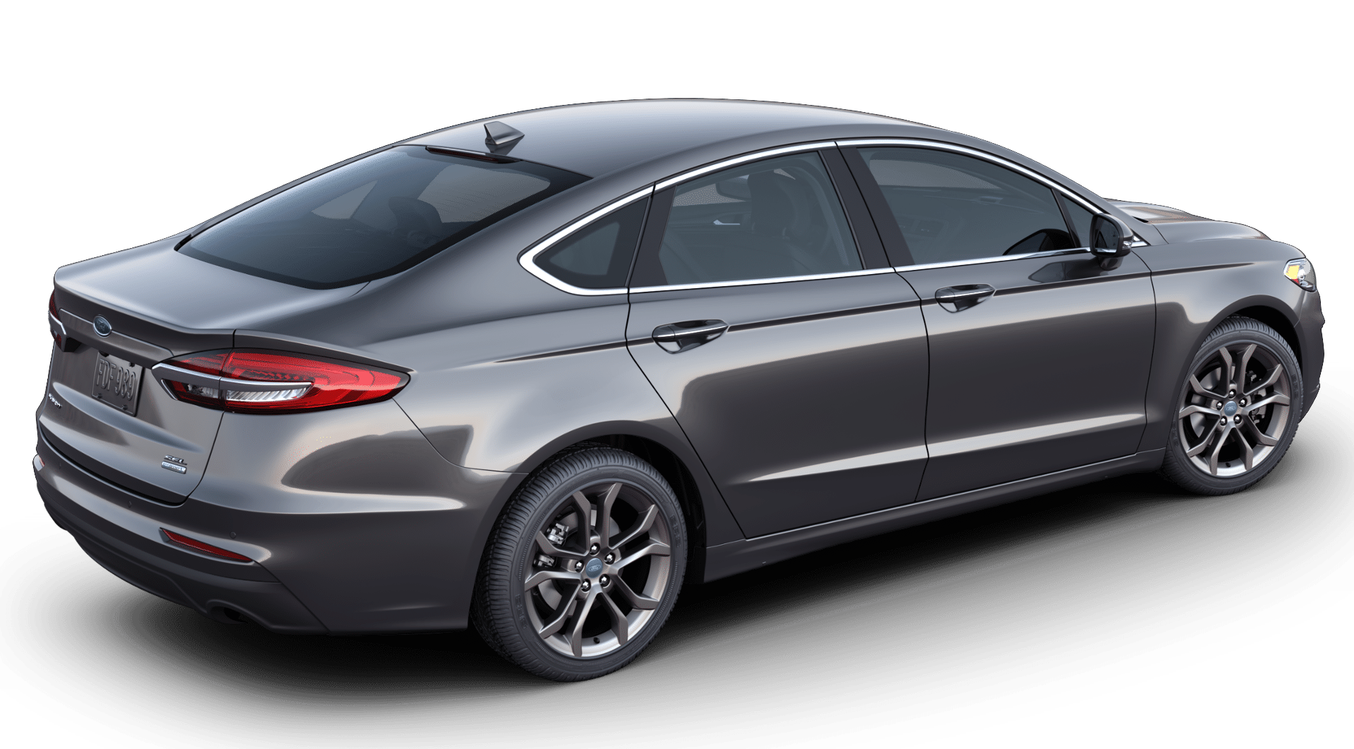 2020 Ford Fusion in magnetic