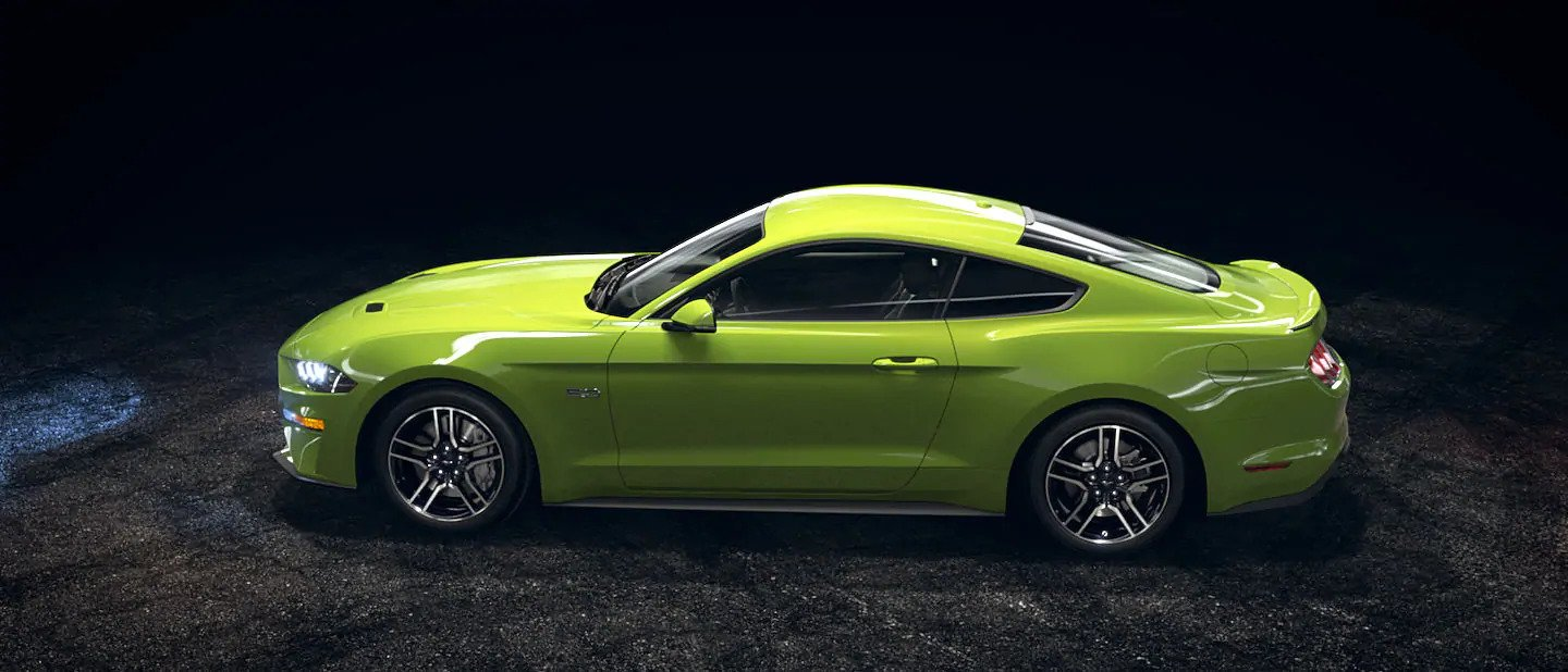 Exterior Color Options In The 2020 Ford Mustang Akins Ford