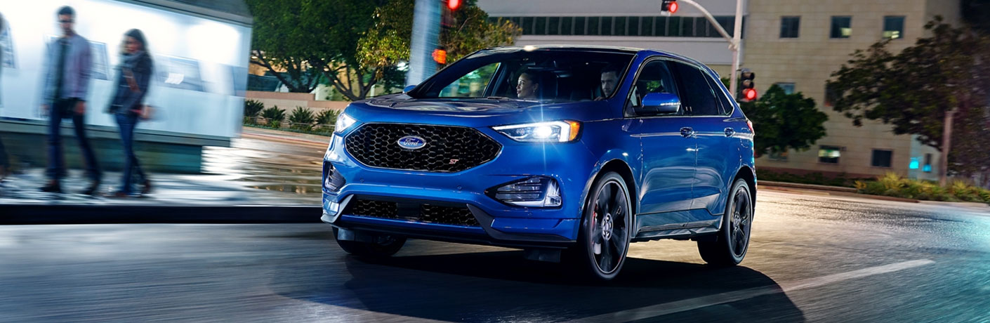 Engine Performance Ratings of the 2020 Ford Edge Lineup