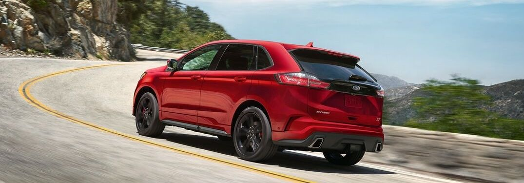 What Exterior Color Options are Available on the 2020 Ford Edge Lineup?