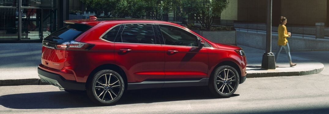 What Is the 2020 Ford Edge Maximum Towing Capacity?