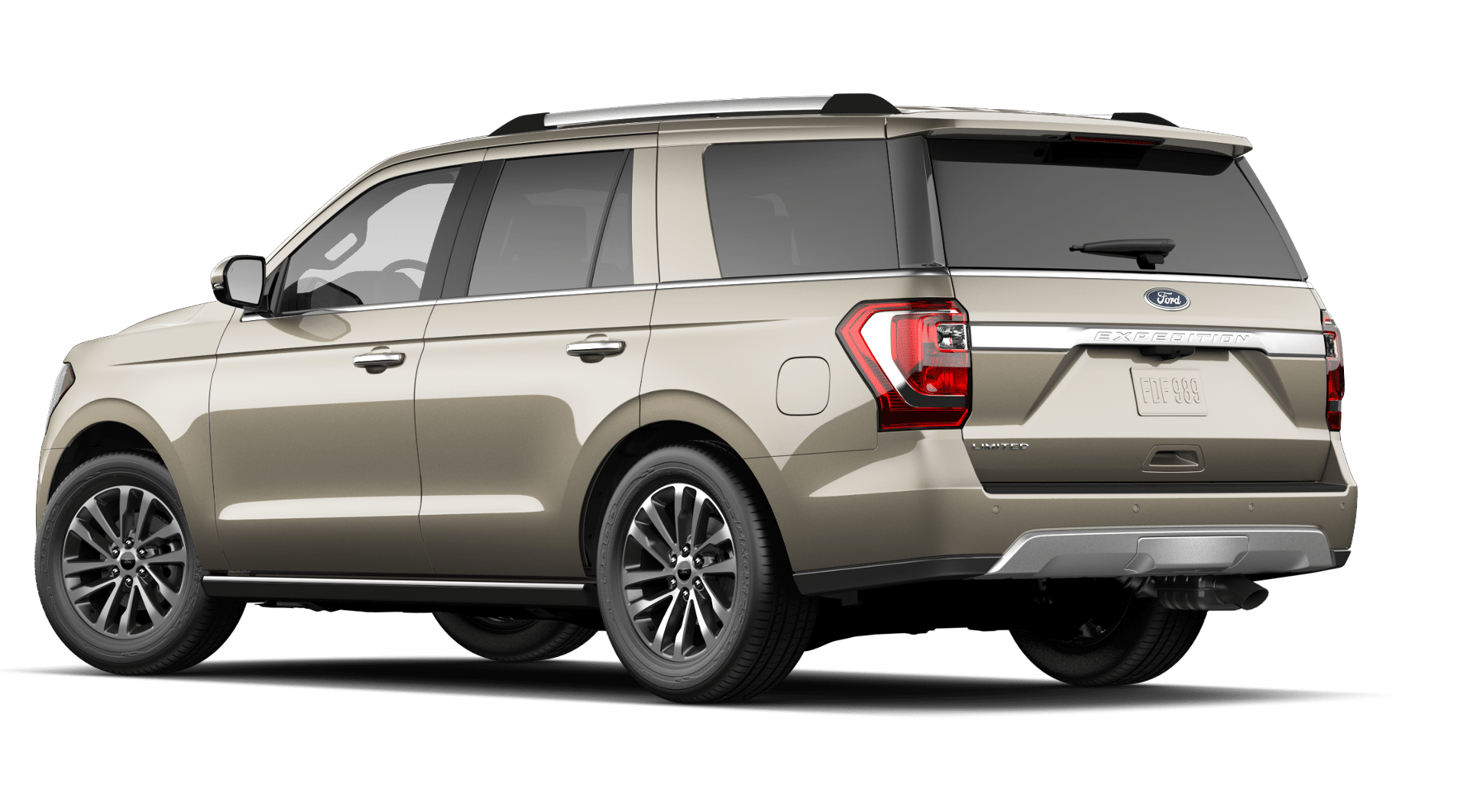 2020 Ford Expedition in Desert Gold