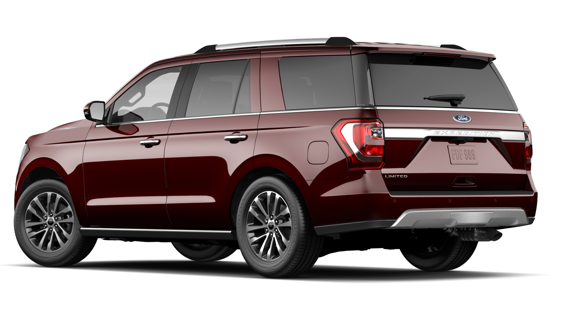 2020 Ford Expedition in Burgundy Velvet