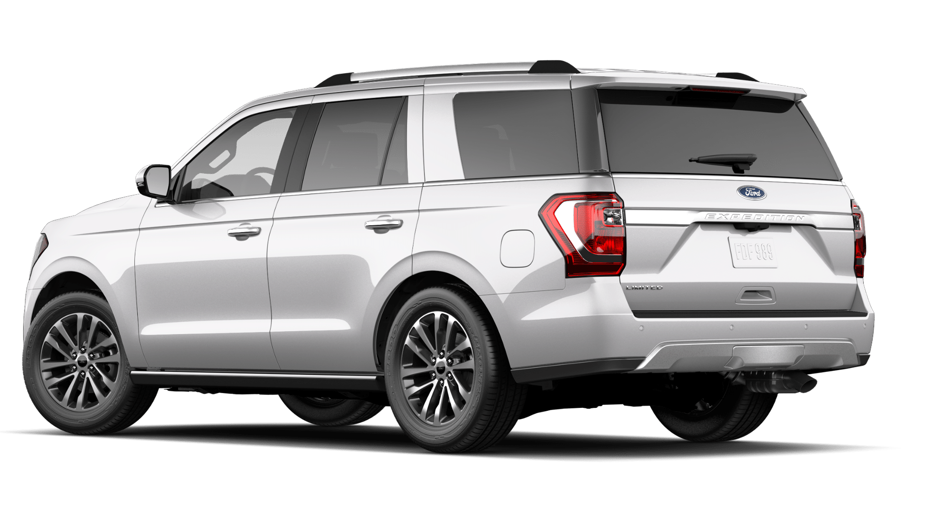 2020 Ford Expedition in Oxford White