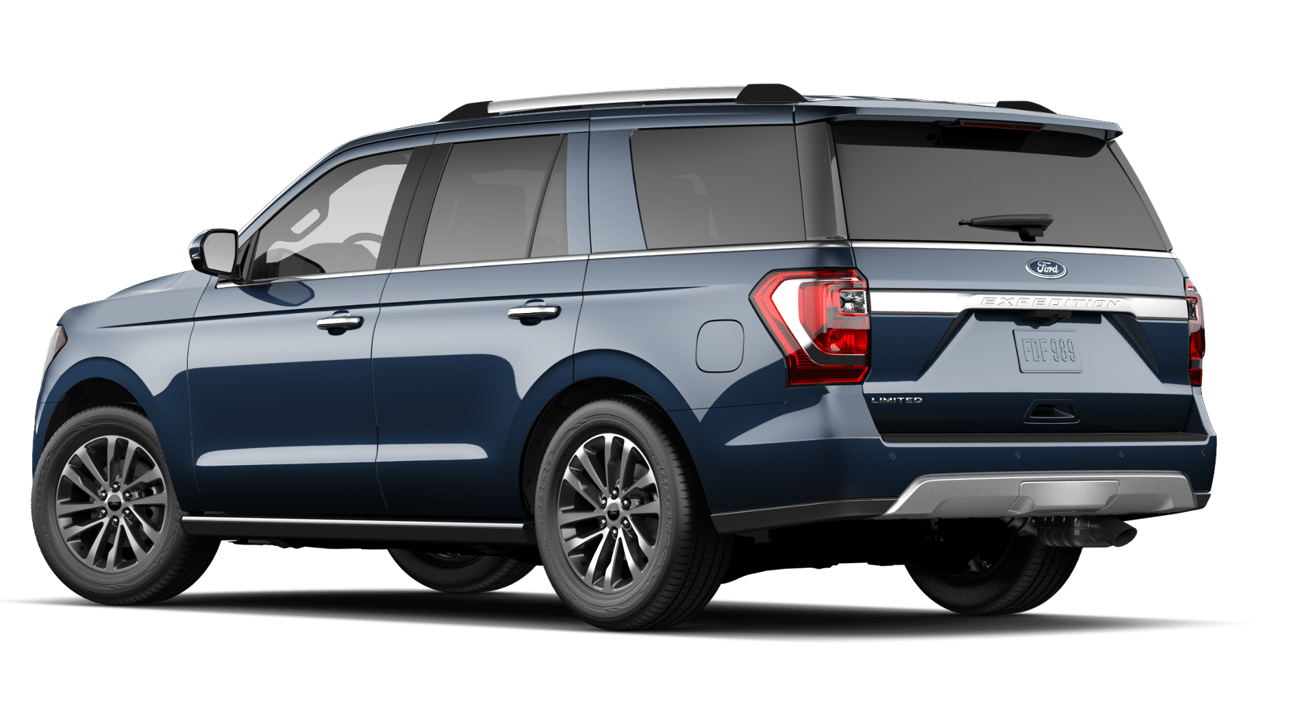 2020 Ford Expedition in Blue