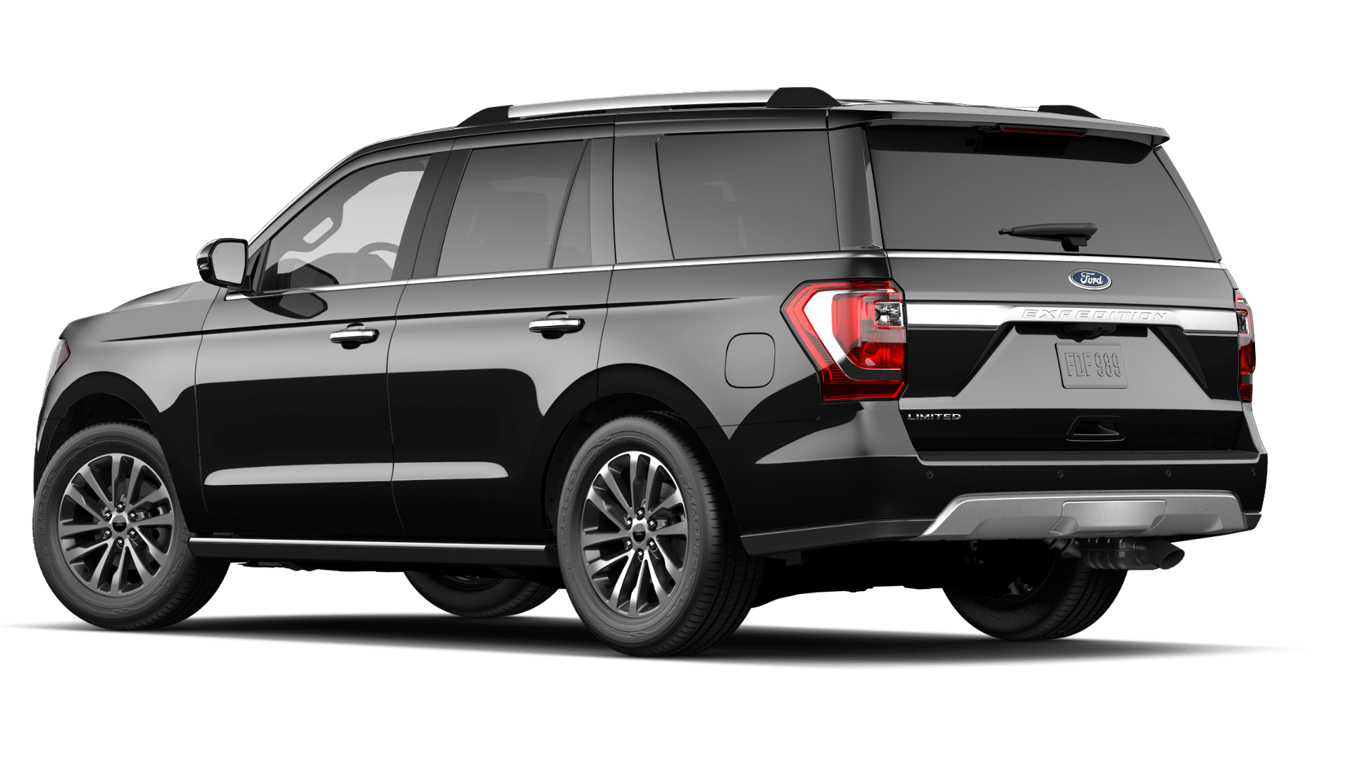 2020 Ford Expedition in Agate Black