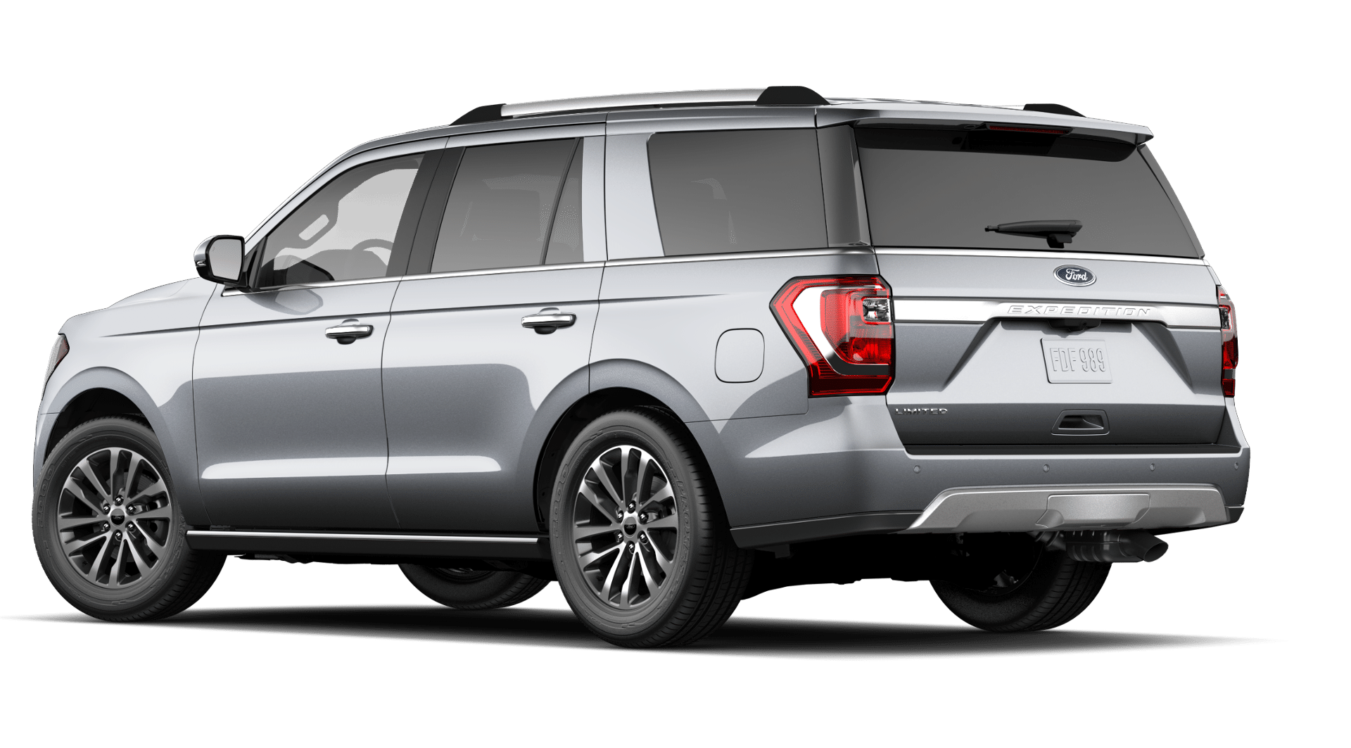 2020 Ford Expedition in Iconic Silver