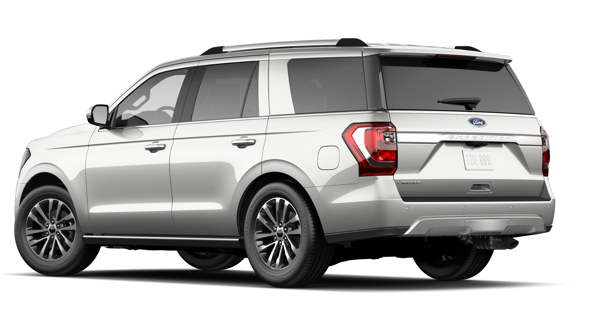 2020 Ford Expedition in Star White