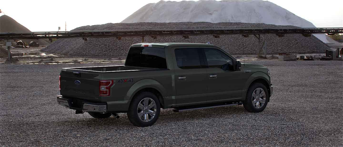2020 Ford F-150 in Silver Spruce