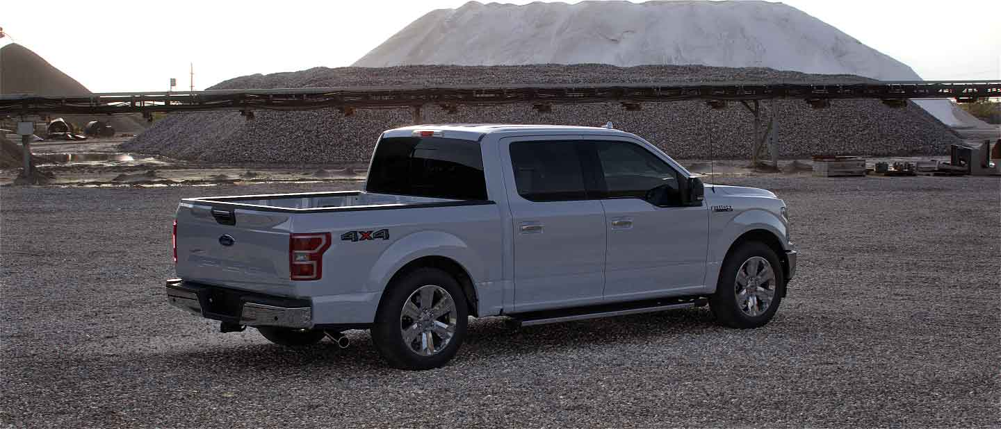 2020 Ford F-150 in Oxford White
