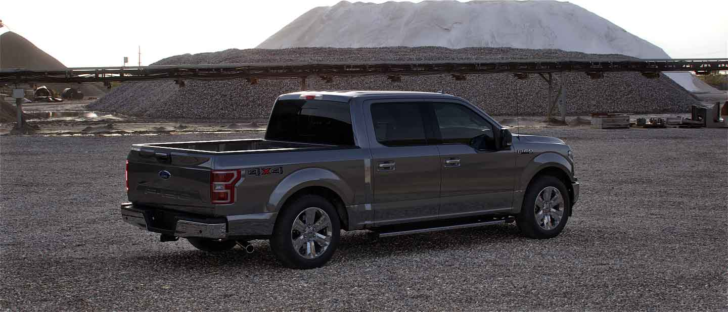 2020 Ford F-150 in Magnetic