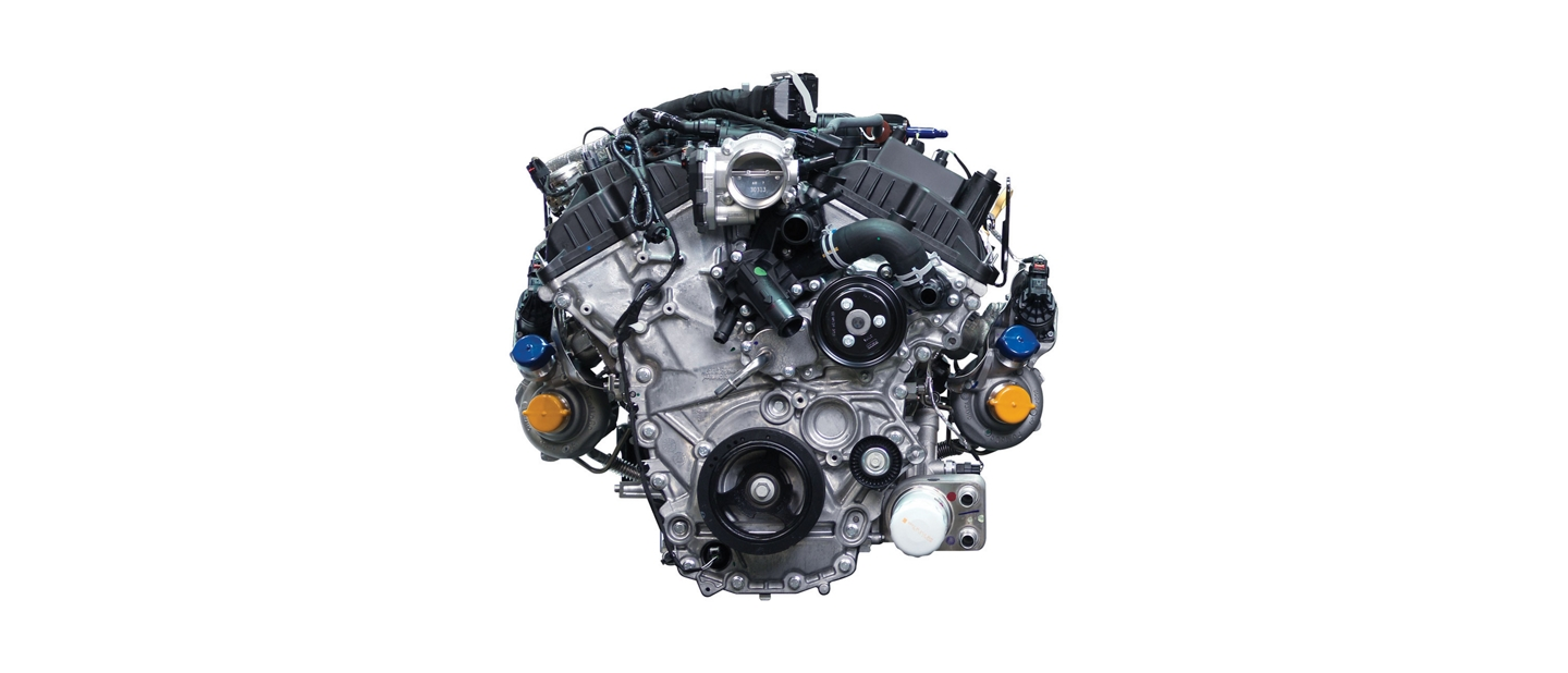 2020 Ford F-150 High-Output 3.5L EcoBoost