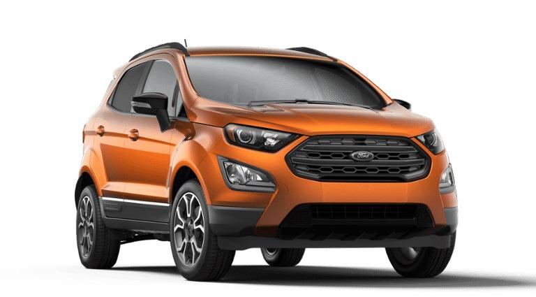 2020 Ford EcoSport in Canyon Ridge