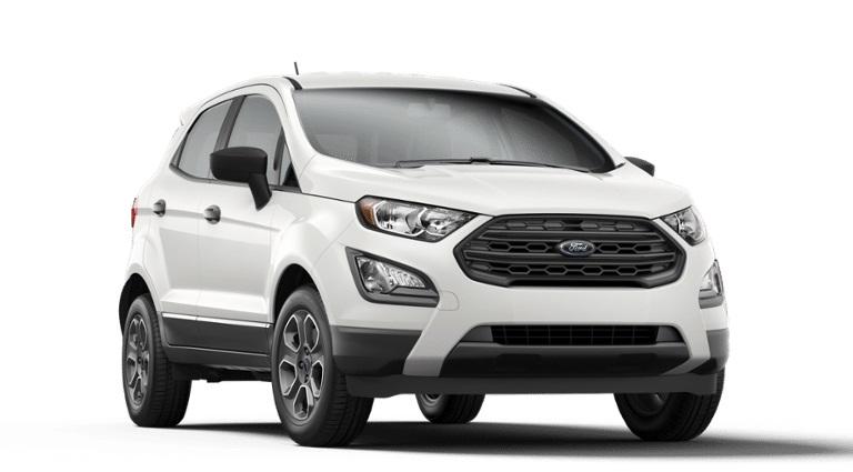 2020 Ford EcoSport in Diamond White
