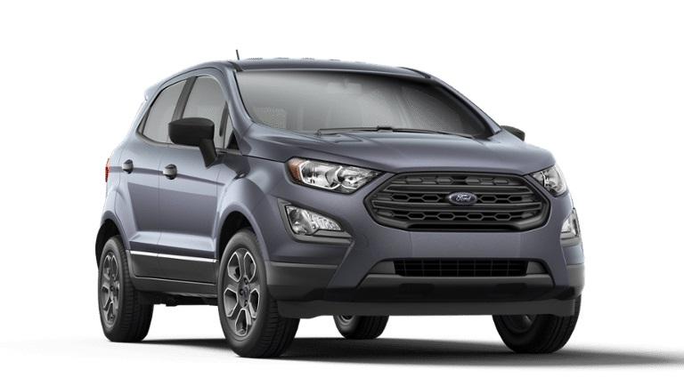 2020 Ford EcoSport in Smoke