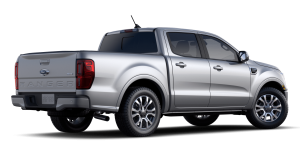 2020 Ford Ranger in Iconic Silver