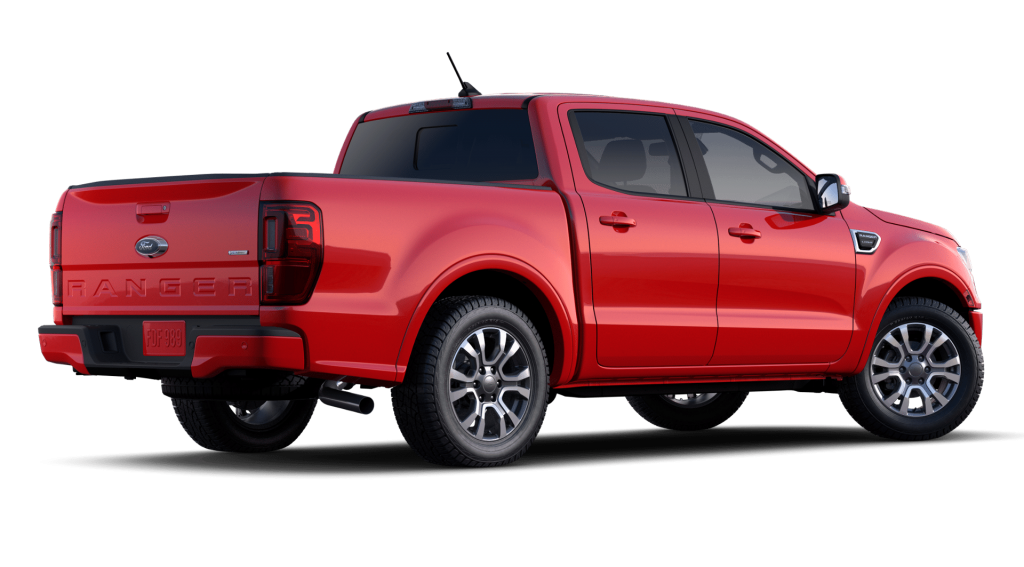 2020 Ford Ranger Exterior Color Options Akins Ford
