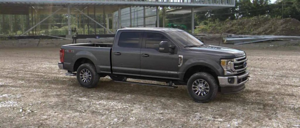 2020 Ford Super Duty in Magnetic