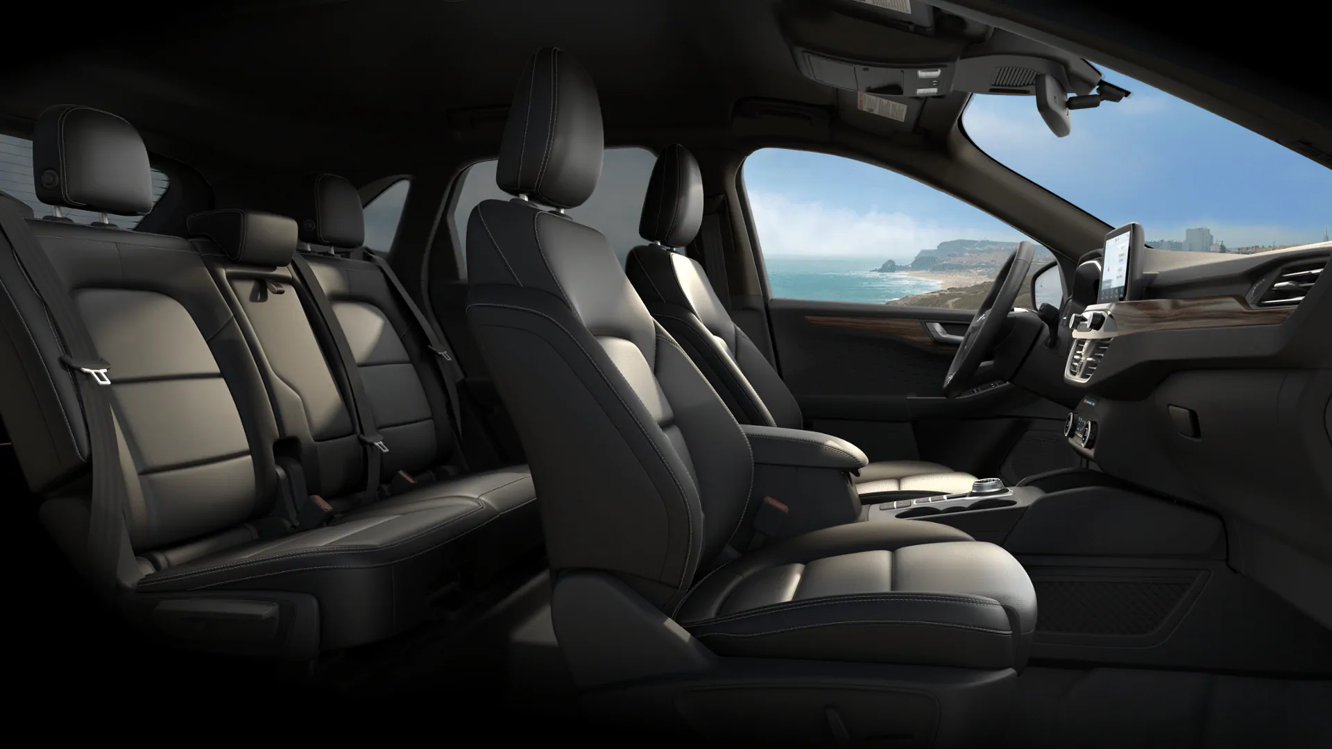 2020 Ford Escape Interior Trim Material And Color Options Akins Ford