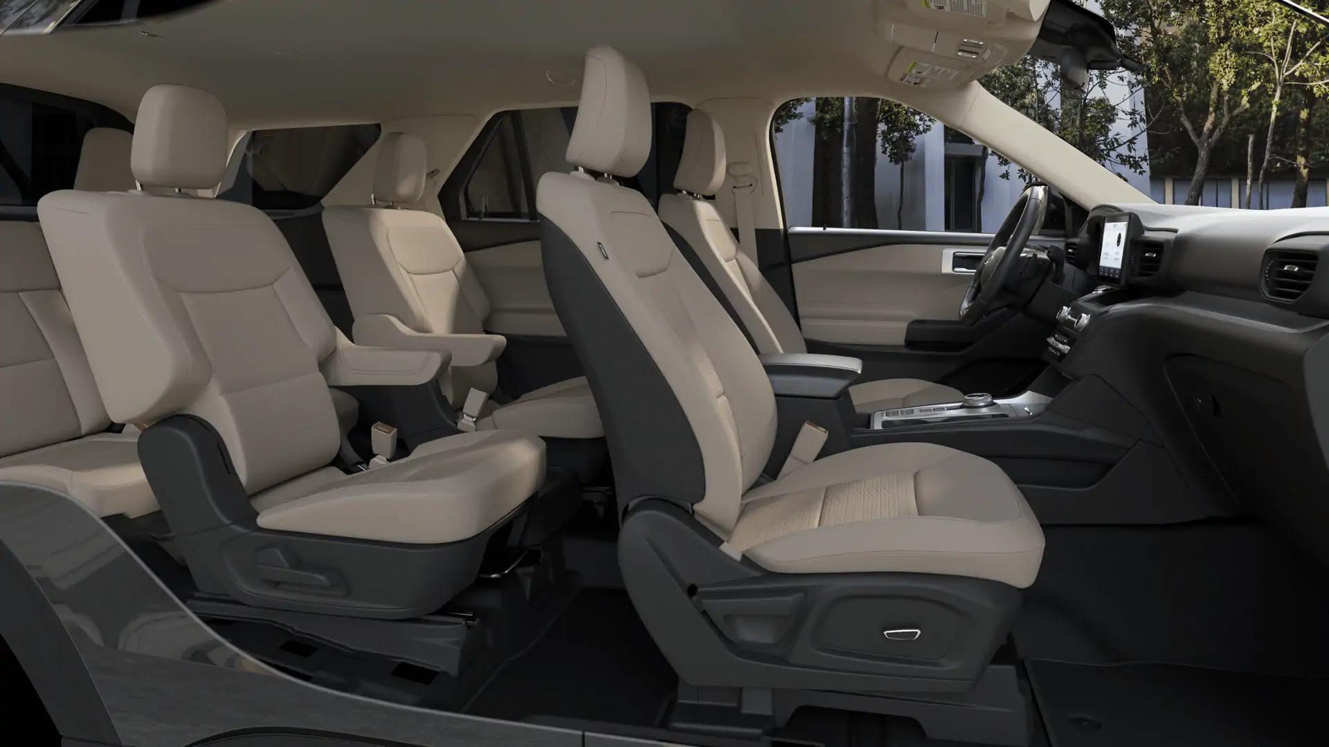 Ford Explorer Interior Images