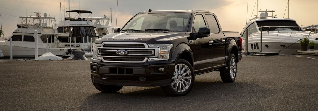 2020 Ford F-150 by boats