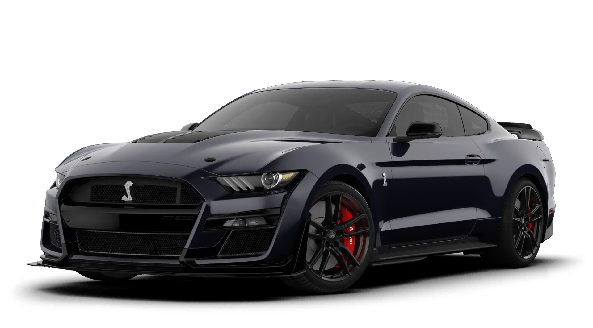 2020 Ford Mustang Shelby Gt500 Exterior Color Options