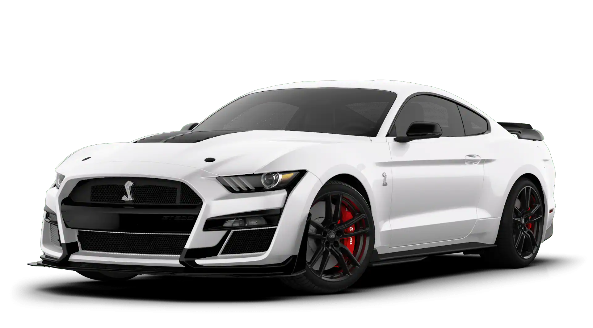 2020 Ford Mustang Shelby GT500 Oxford White