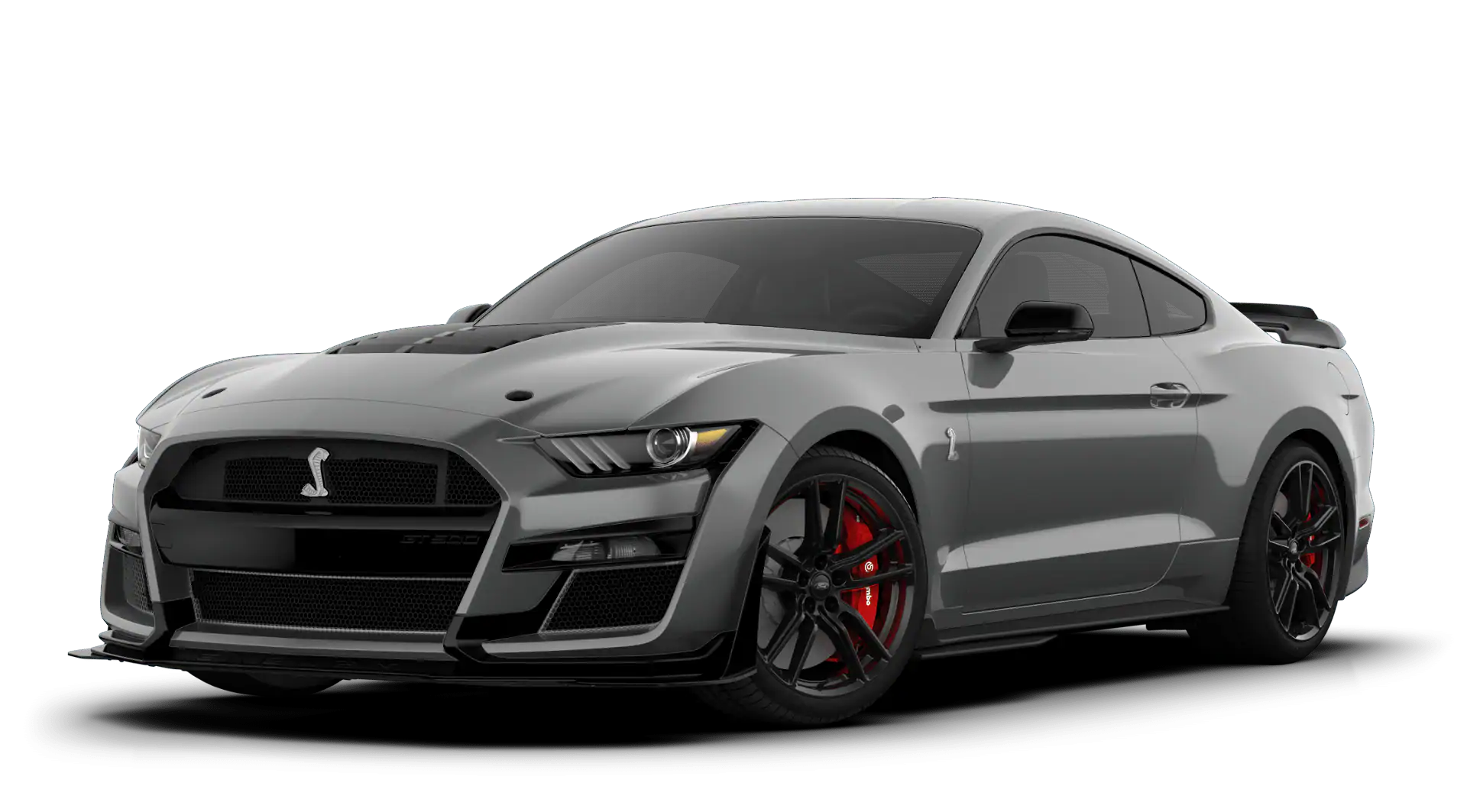 2020 Ford Mustang Shelby GT500 Magnetic