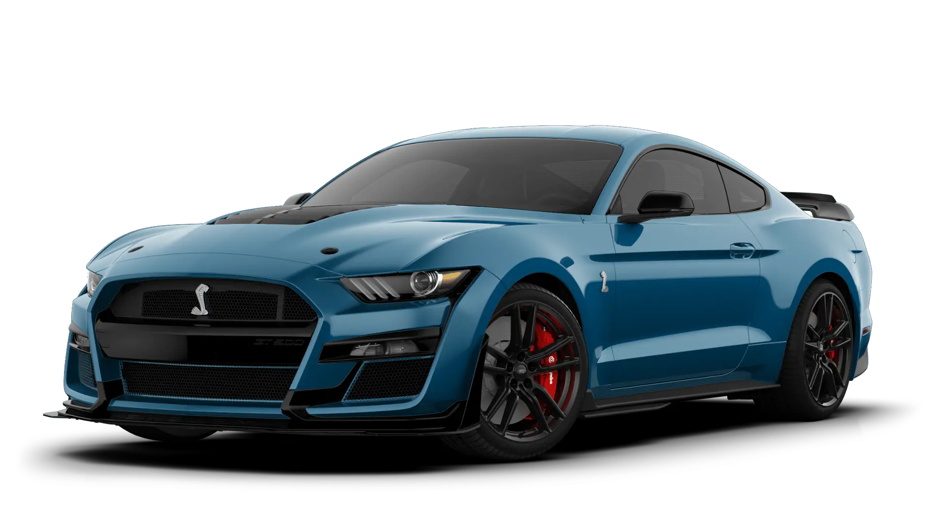 2020 Ford Mustang Shelby GT500 Ford Performance Blue