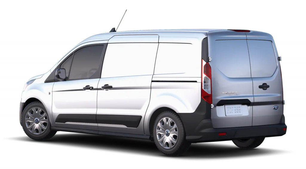 2020 Ford Transit Connect back view
