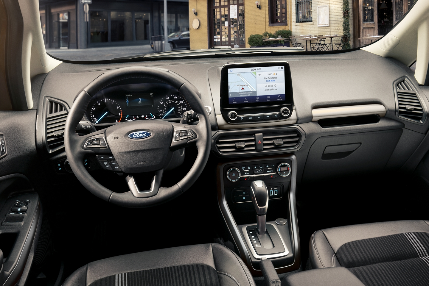 2020 Ford Ecosport Specs and Review
